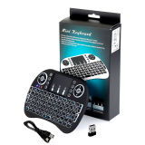 Mini teclado inalambrico