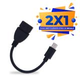 Adaptador OTG - Mini USB...