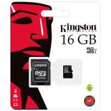 memoria kingston microSD 16 GB