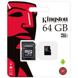 Memoria Kingston microSD 64 GB