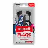 Audífonos Maxell Plugs...