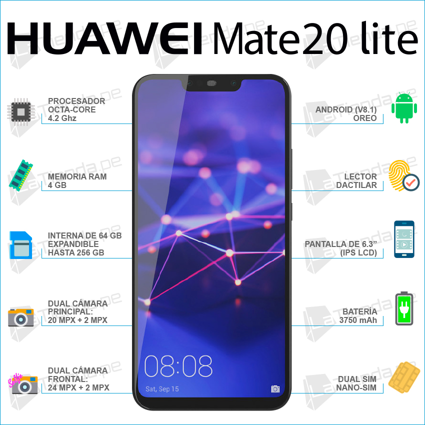 huawei mate 20 lite. Black Bedroom Furniture Sets. Home Design Ideas