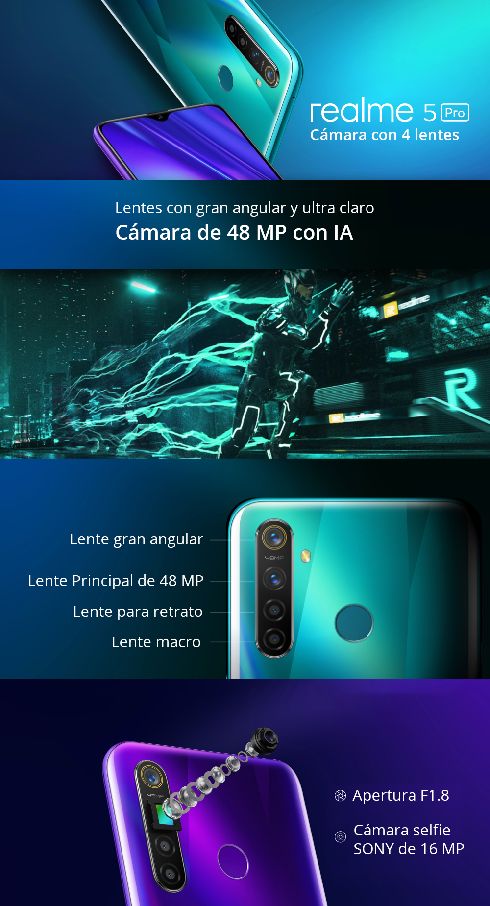 Realme 5 Pro - Banner - LaTiendaPE